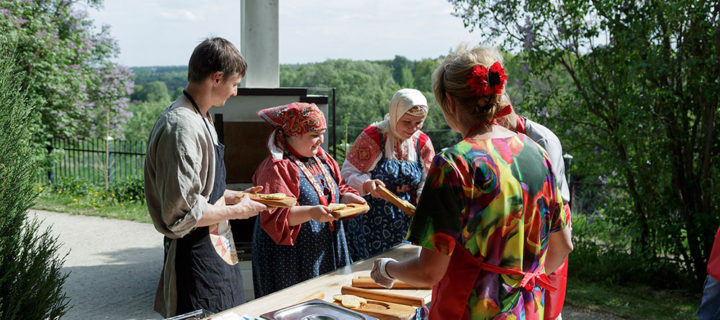 Международный культурный центр открылся в Тульской области
