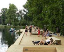 С 1 июня в Москве будет работать 118 мест отдыха у воды