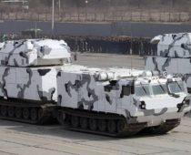 В России завершили работу над арктическим ЗРК «Тор-М2ДТ»