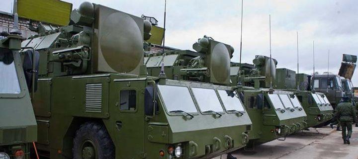 Российский «Тор» прикроет армянскую пехоту и «Искандеры»