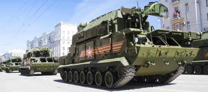 ЗРК «Тор-М2» — универсальный боец из Ижевска!