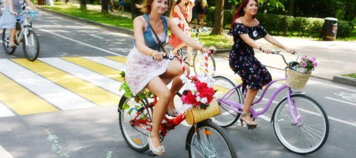 В Москве стартует акция «На работу на велосипеде»
