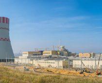Строительство энергоблока N1 началось на Курской АЭС-2