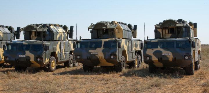 ЗРК «Тор» поступит в воинские части ПВО Армении