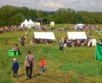 На Куликовом поле прошел Всероссийский фестиваль народных традиций «Былина»
