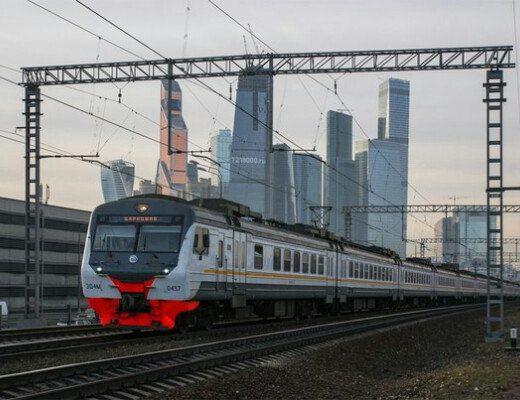 В московских электричках начали объявлять станции по-английски