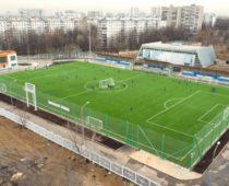 Шесть новых футбольных полей появятся в Москве до 2020 года