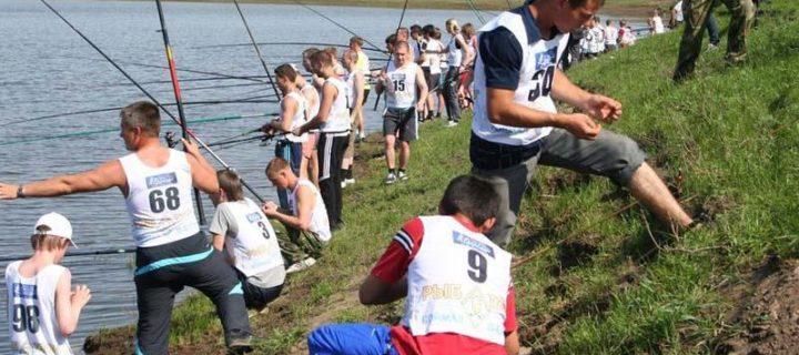 В Брянске пройдут соревнования по рыбной ловле донной удочкой