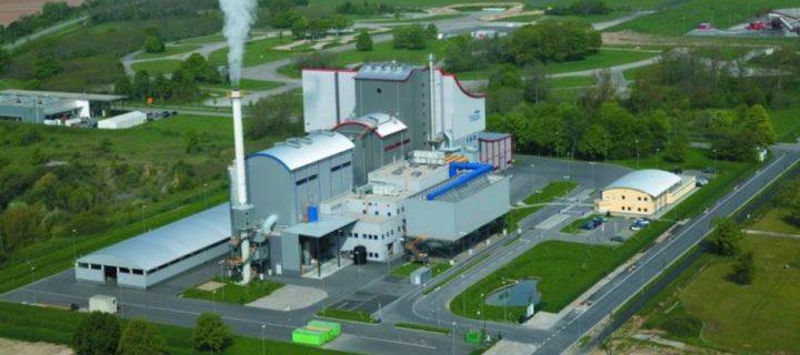 В Подмосковье началось строительство первого мусоросжигательного завода