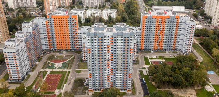 Новые площадки реновации появятся в восьми округах Москвы