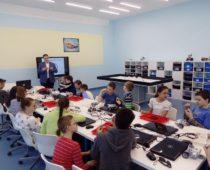 Новый детский технопарк открылся в Тульской области