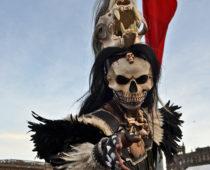 По Красной площади пройдет парад мексиканского «Дня мертвых»