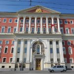 Выдвижение кандидатов в мэры Москвы начнется 4 июня