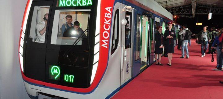 Столичный метрополитен запустит 69 новых поездов «Москва» в этом году