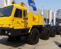 «Алмаз-Антей» поставит специальные колесные шасси российским нефтяникам