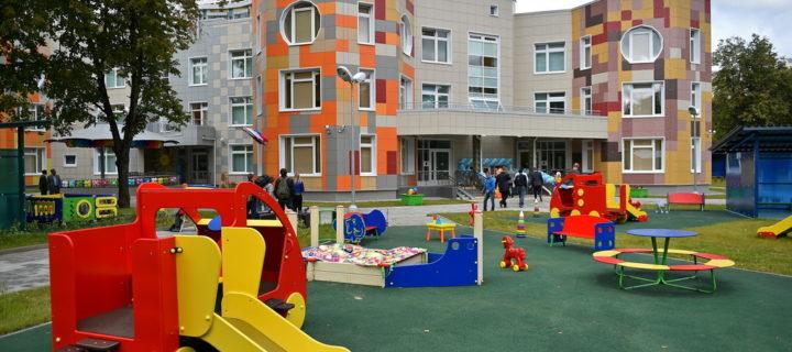 Воронежская область в ближайшие годы построит более 20 школ и детских садов