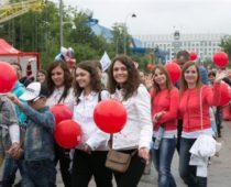 Парад близнецов прошел в Туле