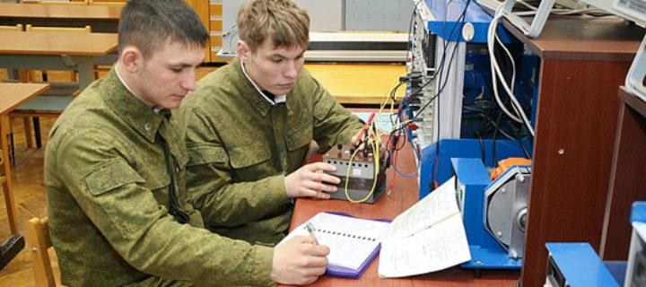 В Туле сформирована первая научно-производственная рота