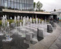 В московском парке «Зарядье» завершено строительство концертного зала