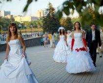 Свадебный бум ожидается в Москве 18 августа