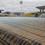 Восемь футбольных полей в Подмосковье оборудуют системой подогрева