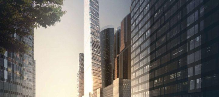 Новый жилой небоскреб построят в ММДЦ «Москва-Сити»