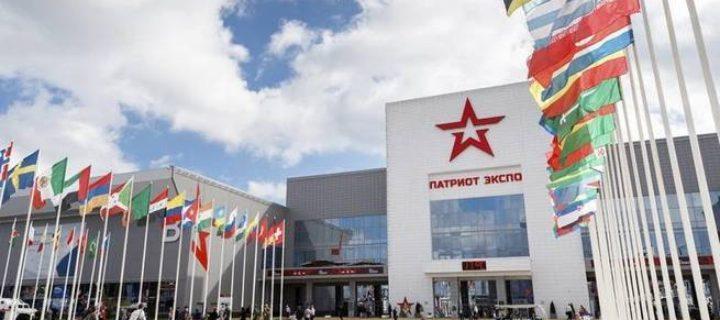Мероприятия форума «Армия — 2018» посетили свыше 1 млн. человек