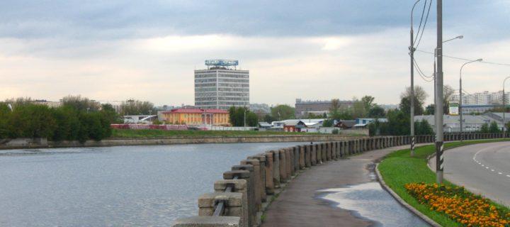 Симоновскую набережную Москвы продлят до территории завода ЗИЛ