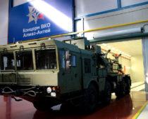 Концерн «Алмаз-Антей» впервые вошел в десятку крупнейших мировых производителей оружия