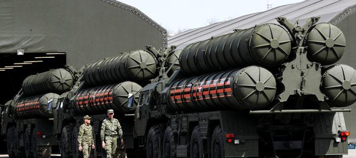 Очередной полк С-400 досрочно передал Минобороны Концерн ВКО «Алмаз-Антей»