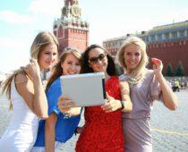 Москва вошла в тройку самых фотографируемых городов мира