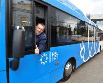 Первые электробусы выйдут на маршруты Москвы 1 сентября