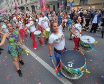 Свыше 500 праздничных мероприятий пройдет в Москве на День города