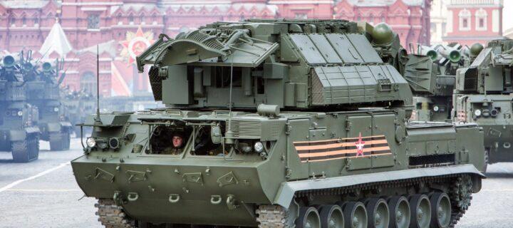 Комплексы «Тор-М2» уничтожили десятки вражеских БПЛА за время несения боевого дежурства в Сирии