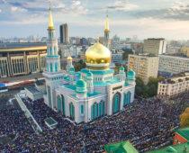 Праздник Курбан-байрам отмечают мусульмане всего мира