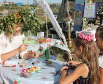 Мастера народных промыслов собрались на фестивале под Тулой