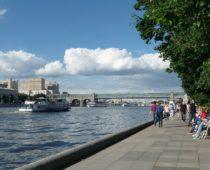Набережные Москвы-реки объединят районы города единым пространством