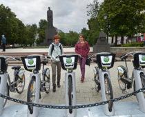 Велопрокат в Москве побил рекорд прошлого сезона