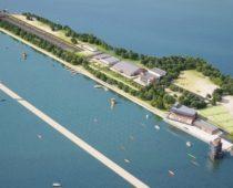 На дамбе воронежского водохранилища построят новый спортивный комплекс