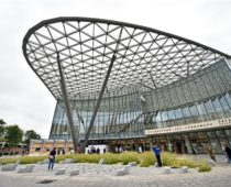 В День города в Москве откроется концертный зал парка «Зарядье»