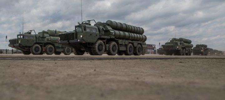 Турция получит всю технику по контракту на поставку С-400 в 2019 году