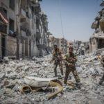 Военно-политическая обстановка: метаданные панорамного фото