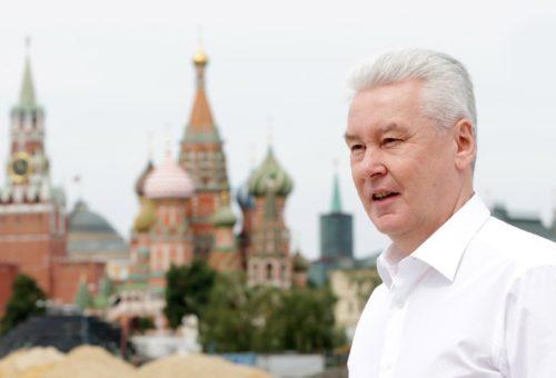 Сергей Собянин победил на выборах мэра Москвы