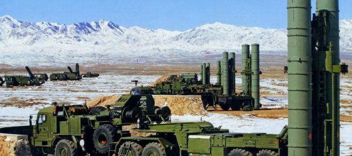«Алмаз-Антей» завершает работу над новейшей системой ПВО С-500 «Прометей»