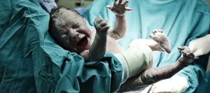Более 49 тысяч детей родилось в Подмосковье за полгода