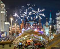 В праздновании Дня города в Москве примут участие до 10 млн человек