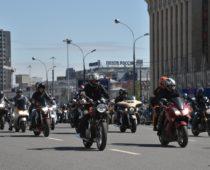 В осеннем мотофестивале в Москве примут участие две тысячи мотоциклистов