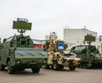 Ижевский завод «Купол» представил свою продукцию на Форуме оружейников