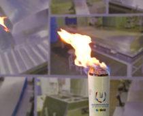 В Москве стартует российский этап эстафеты огня Зимней универсиады-2019