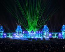 Фестиваль «Круг света» в Москве посетили около 4 млн человек